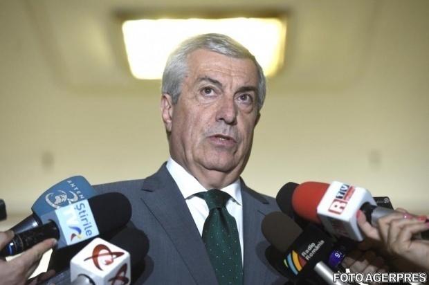 Călin Popescu Tăriceanu: Maior, Coldea, Dumbravă, câţiva dintre capii sistemului paralel de putere