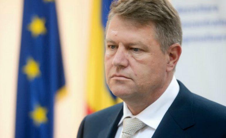 Klaus Iohannis a retrimis ParlamentuluiLegea de modificare a legislației privind organizarea judiciară