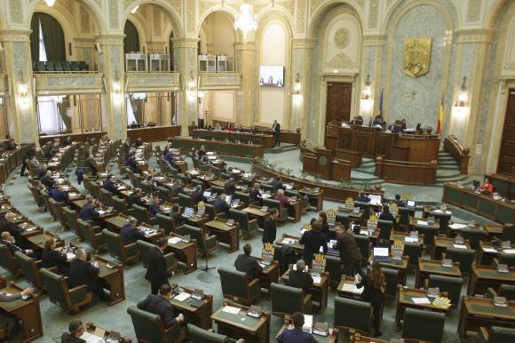"""Senatul a adoptat """"superimunitatea"""" pentru judecătorii CCR"""