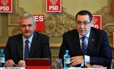 Ponta: Dragnea este omul unui grup de interese Israel-Ungaria şi probabil Rusia care îl finanţează ca să le dea tot