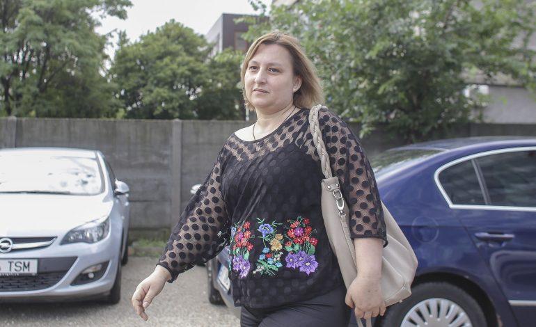 Mihaiela Moraru Iorga, trimisă în judecată pentru favorizarea făptuitorului şi fals intelectual în formă continuată