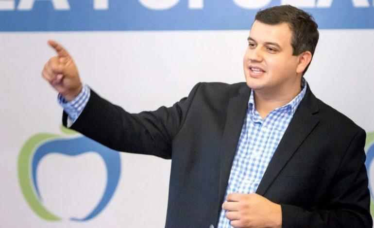Eugen Tomac anunţă că şi-a depus oficial candidatura la preşedinţia PMP