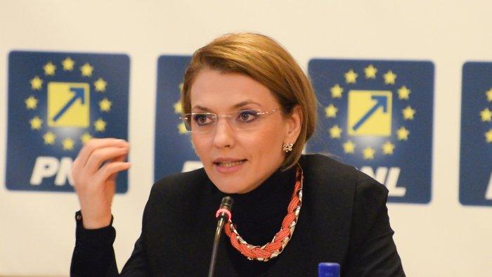 Alina Gorghiu refuză candidatul propus de USR la prezidențiale: PNL are deja un candidat desemnat, Președintele Iohannis