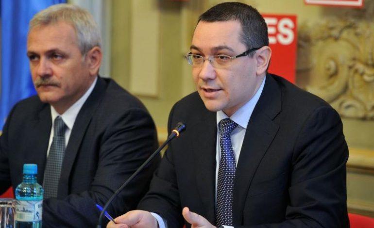 Victor Ponta: E prost, pe bune, Dragnea, că chiar nu i-am făcut nimic. De ce minte despre mine? Chiar mă enervează