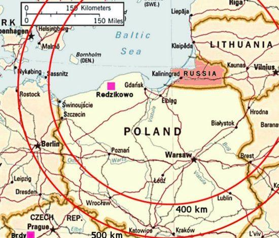 Rusia a amplasat rachete Iskander, cu potențial nuclear, în zona Kaliningrad