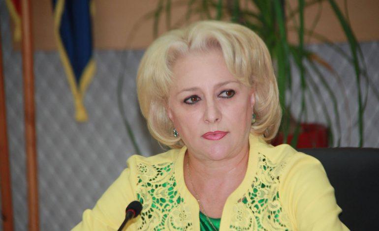 Viorica Dăncilă dezminte zvonurile referitoare la demisia ei din funcția de prim-ministru