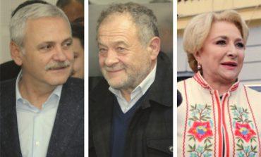 Copiii baronilor de Vaslui și Neamț, numiți secretari de stat de Viorica Dăncilă