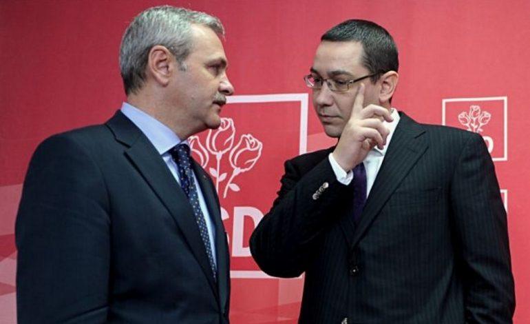 Victor Ponta, despre Liviu Dragnea: Noi îl numeam chelnerul statului de drept