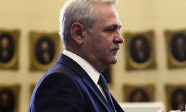 UPDATE Liderul PSD, Liviu Dragnea, a fost condamnat la trei ani şi şase luni de închisoare cu executare în dosarul angajărilor fictive de la DGASPC Teleorman
