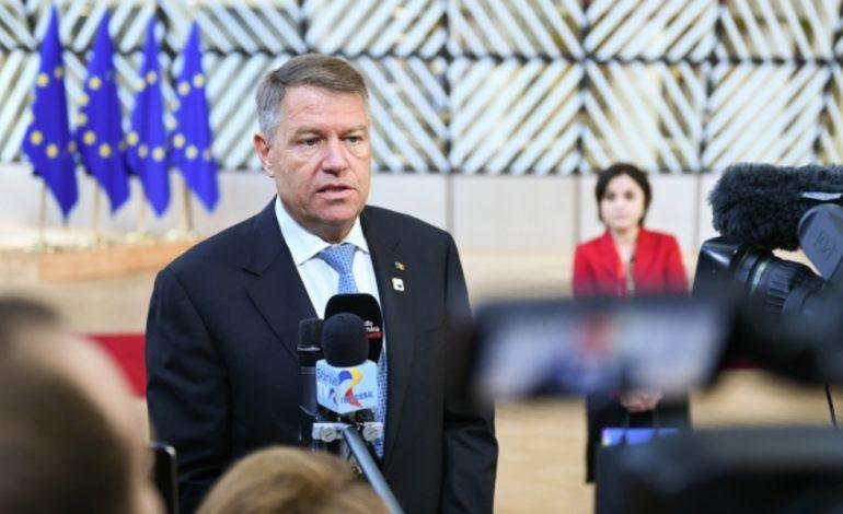 Klaus Iohannis: E o problemă cu mandatul judecătorului CCR Petre Lăzăroiu. Cei care trebuie să lămurească aceste probleme sunt chiar cei care le-au creat
