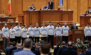 Cele trei ale Justiției, adoptate rapid de deputați, în ciuda protestelor opoziției