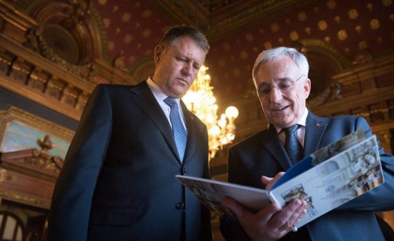 Întâlnirea preşedinte-BNR: Iohannis – obiectivul fundamental este asigurarea stabilităţii preţurilor; Isărescu – creşterea preţurilor nu ține de politica monetară