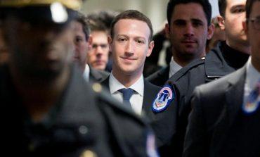 Zuckerberg, audiat în Congresul SUA: Eu am înfiinţat Facebook, eu îl conduc şi eu sunt responsabil pentru ceea ce se întâmplă pe această platformă