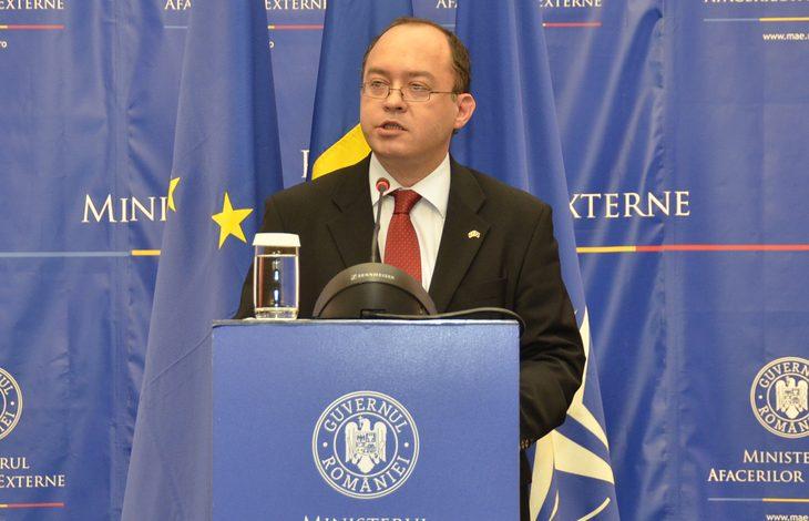 Consilierul prezidențial Bogdan Aurescu s-a întâlnit la Washington cu Wess Mitchell, asistent al secretarului de stat al SUA
