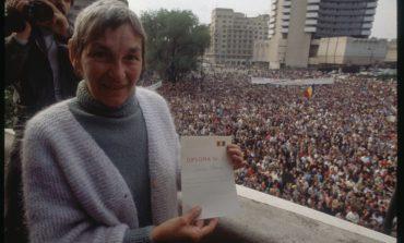 G4Media: In memoriam Doina Cornea. A murit omul care a salvat onoarea unui întreg popor