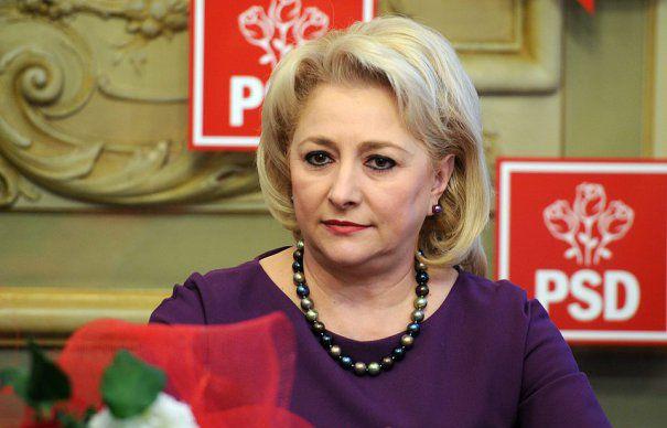 Viorica Dăncilă: Voi fi prezentă la miting pentru că sunt membru PSD, sunt preşedinte executiv