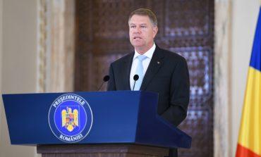 """Preşedintele Iohannis a solicitat Comisiei de la Veneţia să emită """"cât mai curând posibil"""" o opinie cu privire la legile Justiţiei"""
