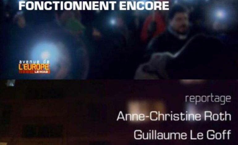 Reportaj France 3 despre lupta românilor pentru Justiţie, democraţie şi UE: Anticorpii încă funcţionează