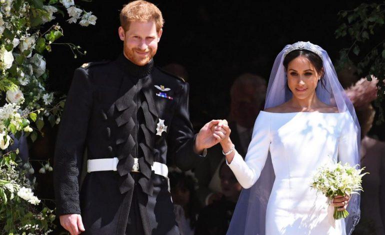 Update Nunta Regală Britanică Prinţul Harry Al Marii Britanii și