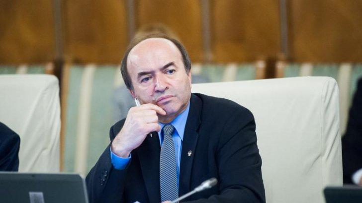 Ministrul Justiţiei: Ce face preşedintele astăzi este cel mai periculos precedent pentru statul de drept