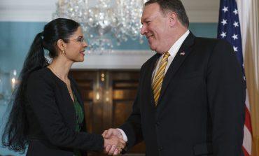 Vicepremierul Ana Birchall s-a întâlnit cu secretarul de Stat, Mike Pompeo, și cu secretarul Energiei, Rick Perry