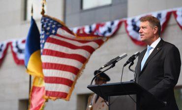 Klaus Iohannis, la Ambasada SUA: Este nevoie de o guvernare transparentă şi responsabilă, care chiar respectă statul de drept