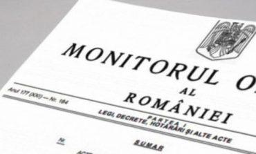 Decizia Curţii Constituţionale privind revocarea procurorului şef al DNA a fost publicată în Monitorul Oficial